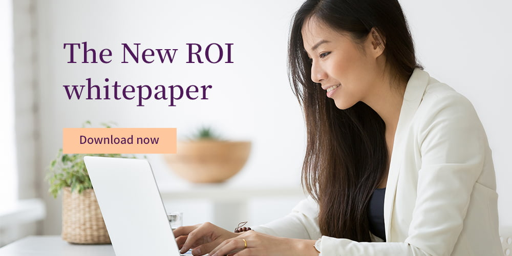 The New ROI - A return on individuals