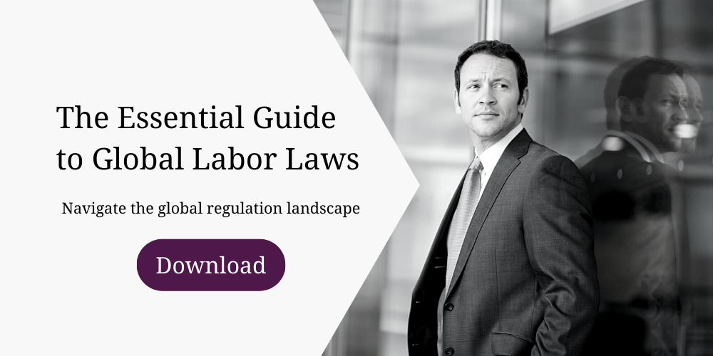 Navigate the global regulation landscape