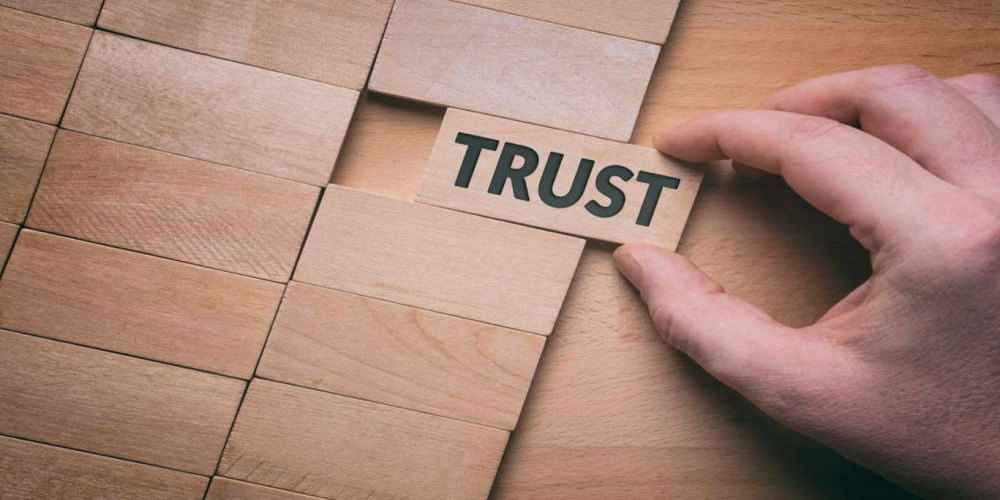 steps to build trust in the workplace